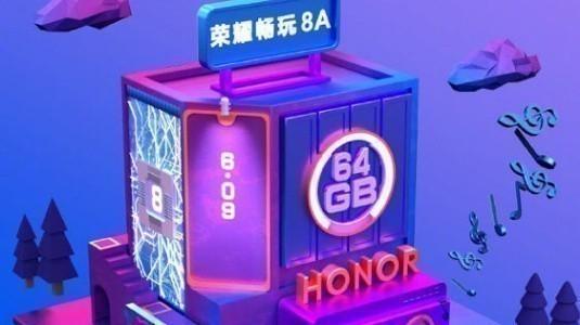 Honor 8A Tanıtım Tarihi Belli Oldu