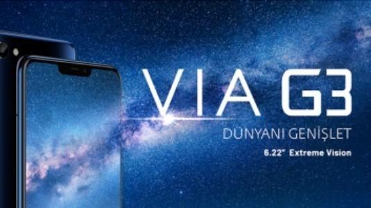 Casper VIA G3 Fiyatı ve Özellikleri ile Duyuruldu