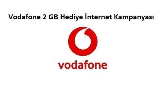 Vodafone Pazartesi Günleri TL Yükleyenler Bedava İnternet Kazanıyor