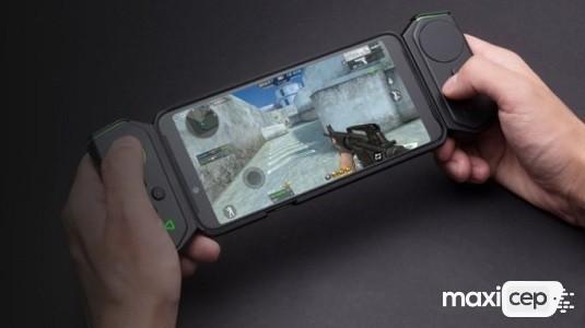 Xiaomi Black Shark 2'nin Arka Tasarımı Net Bir Şekilde Görüntülendi