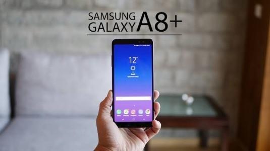 Galaxy A8+ (2018) Android Pie Güncellemesi Yayınlanmaya Başladı