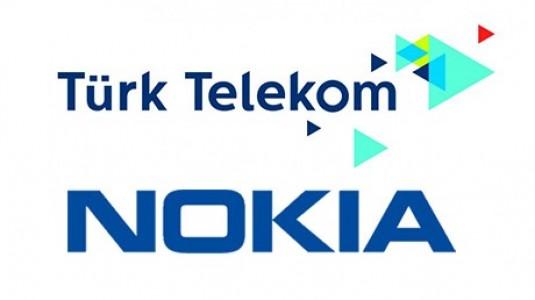 Türk Telekom ve Nokia'dan 4.5G'de Yerli Üretim Anlaşması