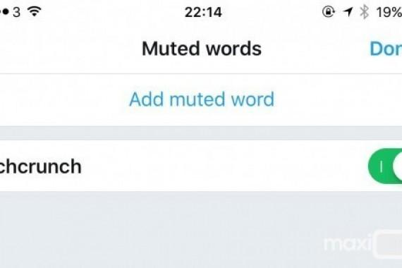 Twitter Sessiz Kelimeler Özelliği Yanlışlıkla Yayınlandı ve Geri Çekildi