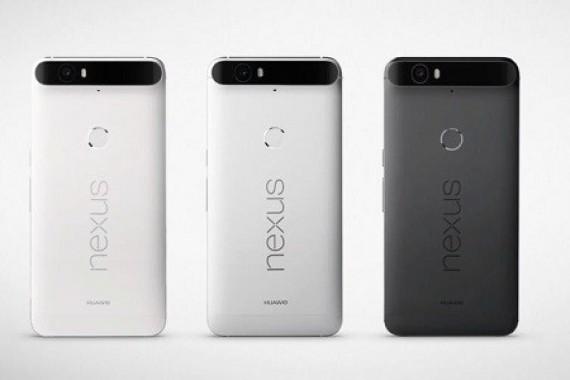 Huawei, Nexus 6P'nin yonga setini yükseltebilir