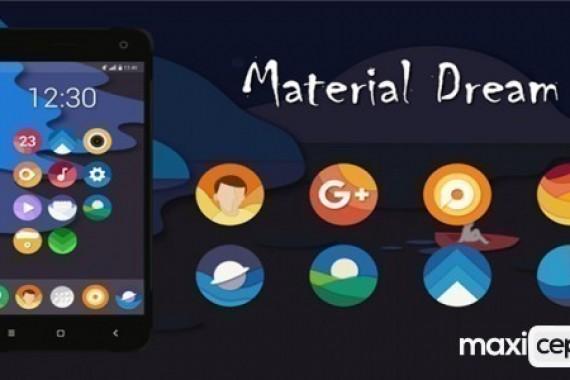 Android İçin En İyi Yeni Simge Paketleri (Icon Pack - Ocak 2017)