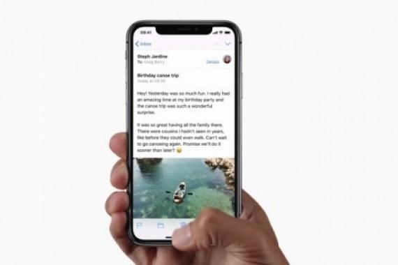TIME dergisi yılın en iyileri arasında iPhone X'e yer verdi