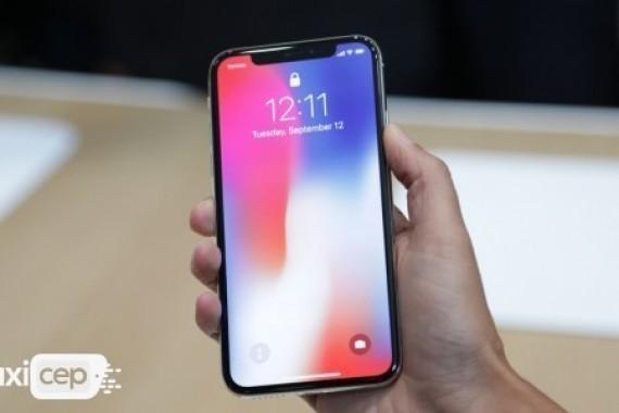 iPhone X satışları, bugün Türkiye'de başladı