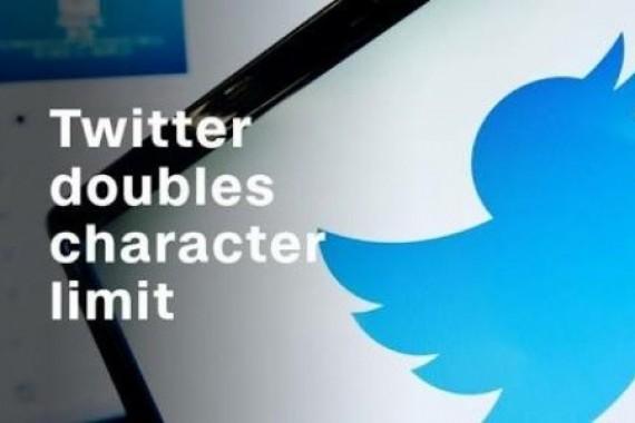 Twitter, 280 Karakter Kullanımını Dünya Çapında Kullanıma Sundu