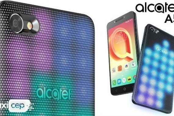 Alcatel A5 Led İncelemesi
