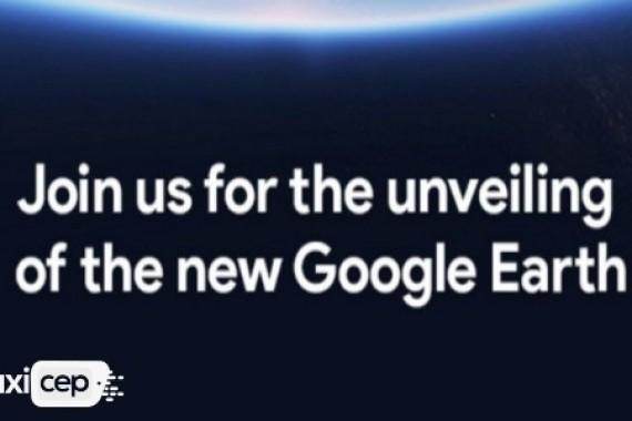Google, 18 Nisan Etkinliği için Davetiye Gönderiyor; Yeni Google Earth Tanıtılacak