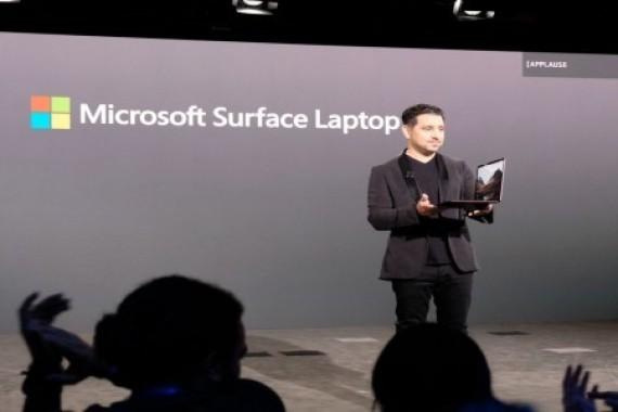 Microsoft, Windows 10 S ile Çalışan 999 Dolarlık Surface Dizüstü Bilgisayarı Duyurdu