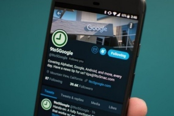 Twitter'ın Gece Modu, Şimdi Android için Otomatik Oldu
