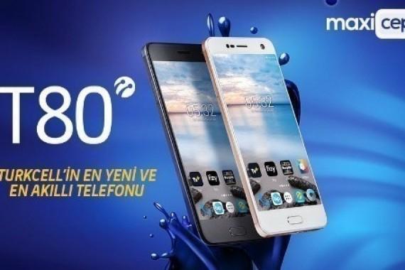 Turkcell'in Yeni Akıllı Telefonu T80 ve Sanal Gerçeklik Başlığı T VR Ön Satışa Sunuldu