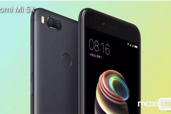 Xiaomi Mi 5x, Çift Kamerası ile Resmiyet Kazandı
