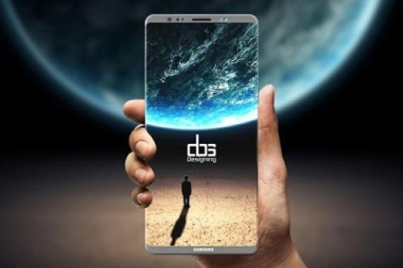 Samsung Galaxy Note8'in Çin Fiyatları Ortaya Çıktı