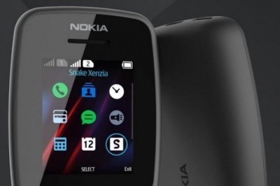 Uzun Pil Ömrüne Sahip Nokia 106, Uygun Fiyatı ile Duyuruldu