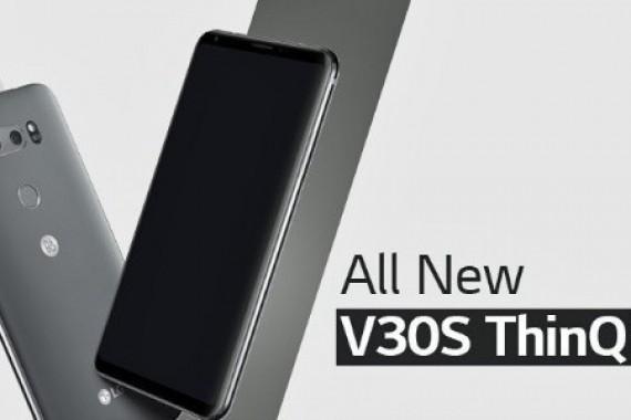 LG V30S ThinQ ve V30S+ ThinQ Resmi Olarak Duyuruldu