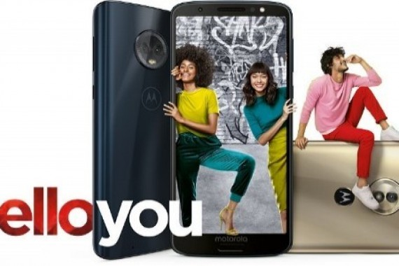 Moto G6, G6 Plus, G6 Play, E5 ve E5 Plus, 18: 9 Ekran ve Android 8.0 Oreo ile Duyuruldu