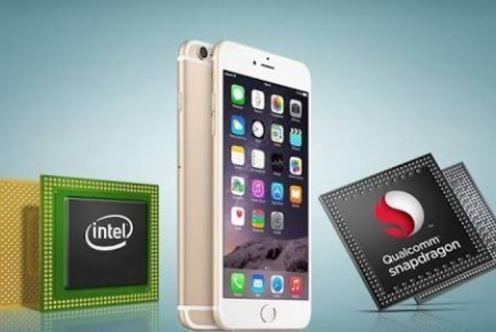 İphone 7 ve 7 Plus'ın Intel Modemi Qualcomm'un Gerisinde Kalıyor