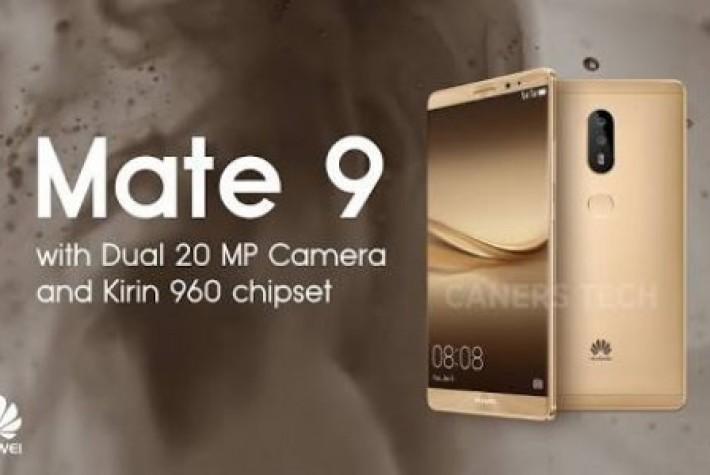 Huawei Mate 9 ve Mate 9 Fiyatları Dudak Uçuklatak