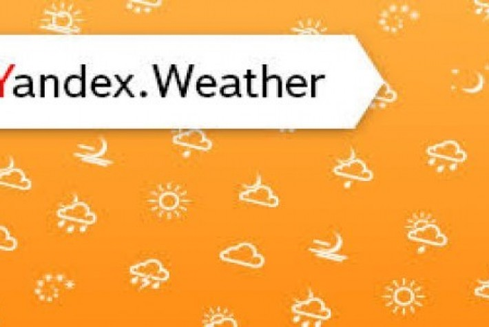 Yandex Hava Durumu Uygulaması Windows Phone Platformu için Yayınlandı