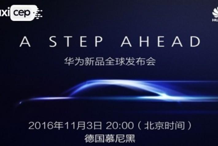 Huawei, Mate 9 Tanıtımı için Davetiye Göndermeye Başladı