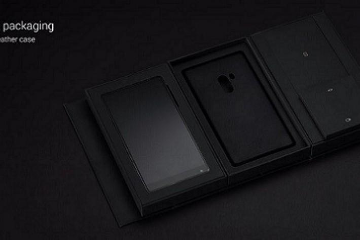 Xiaomi Mi Mix akıllı telefon %91.3 ekran/gövde oranı ile duyuruldu