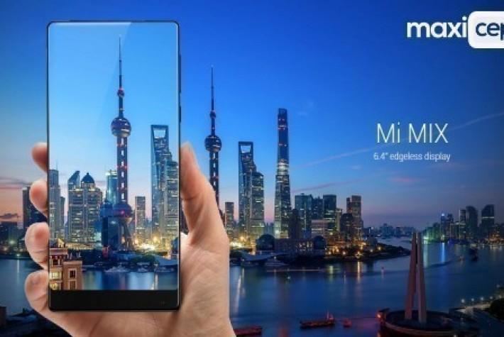 Xiaomi Mi Mix İnceleme Videosu Yayınlandı