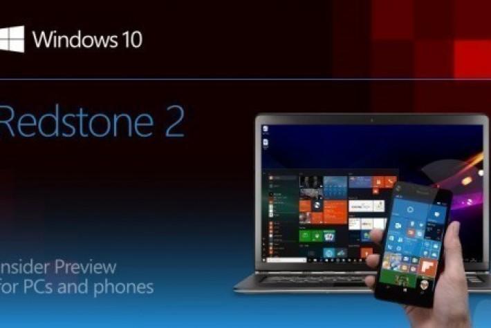 Windows 10 Yapı 14955 Insider Fast Ring Kullanıcıları için Yayınlandı
