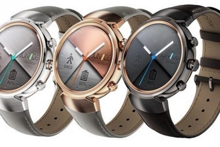 Asus ZenWatch 3 akıllı saat Kasım ayında satışa çıkacak