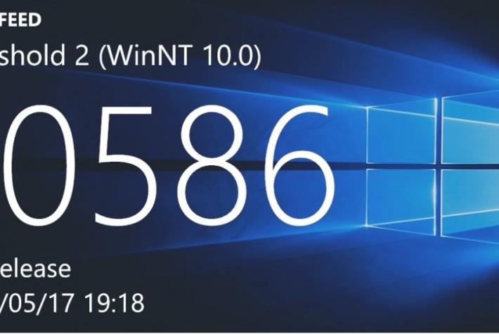 Microsoft,  Windows 10 Mobile için Yeni Bir Toplu Güncelleştirme Hazırlığında