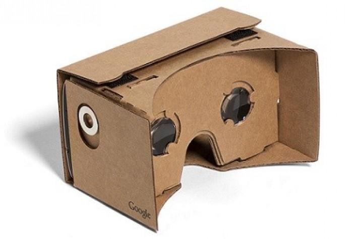 Google Cardboard için indirilen VR uygulamaları sayısı 50 milyonu geçti