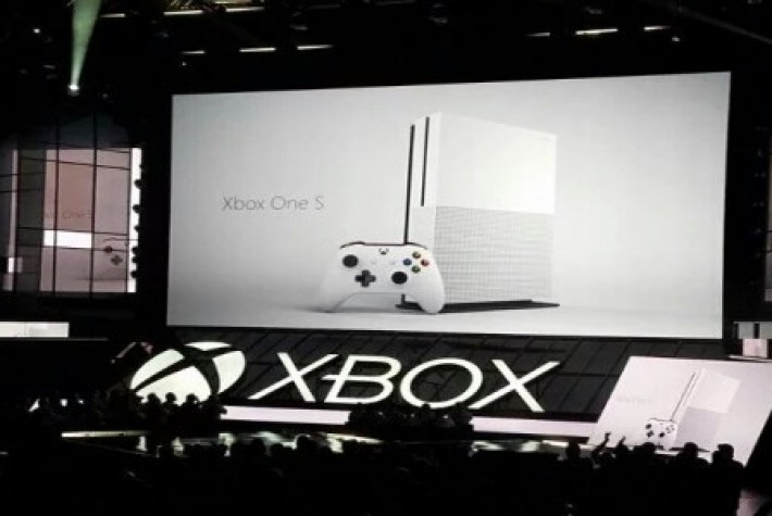 Microsoft,  Yeni Oyun Konsolu Xbox One S Duyurusunu Yaptı