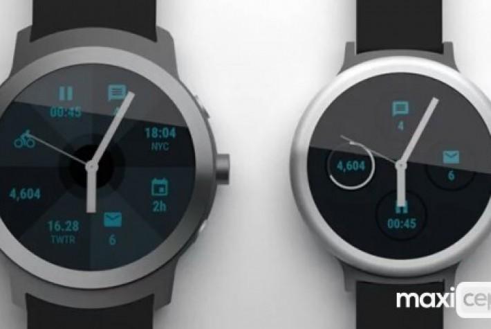 Google'ın Akıllı Saatine Ait İlk Render Görseli Sızdırıldı