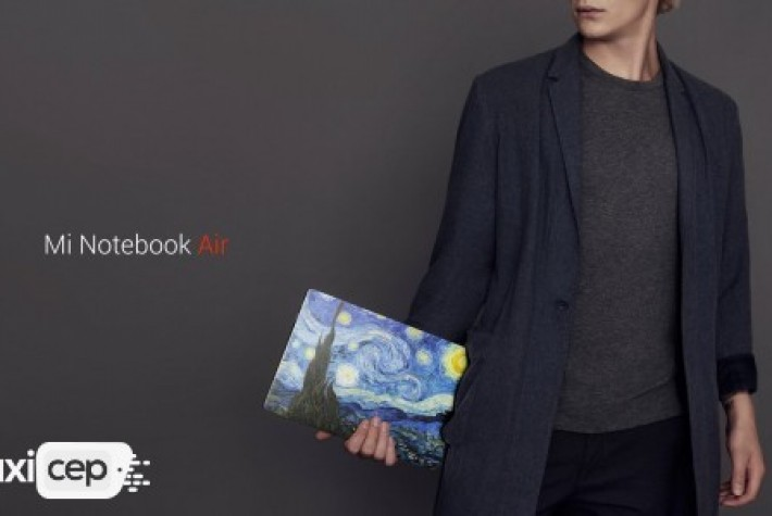 Xiaomi Mi Notebook Air Tanıtıldı