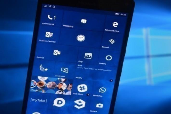 Windows 10 Mobile Yapı 10586.545 Güncellemesi Yayınlandı