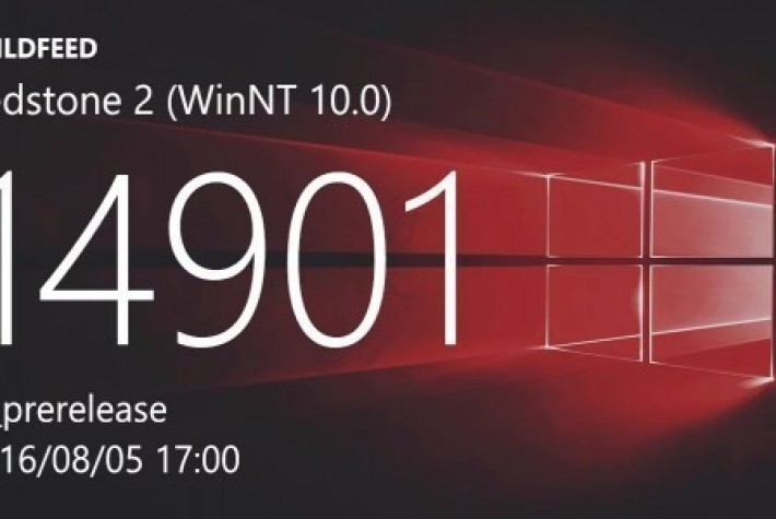 Windows 10 Redstone 2 Yapı 14901 Insider Preview Yayınlandı