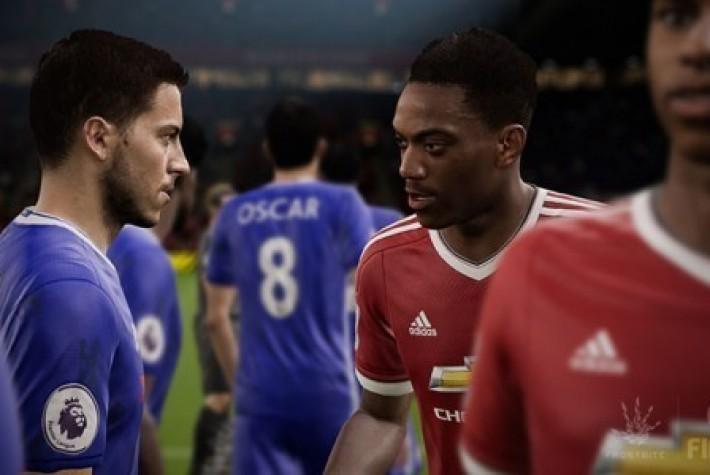 FIFA 17'den ilk görseller geldi
