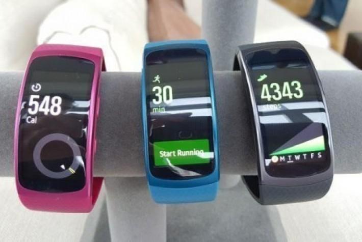 Samsung Gear Fit2 Türkiye'de Satışa Çıkıyor