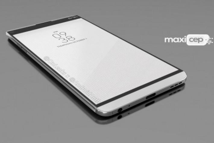 LG V20 Basın Görselleri Sızdırıldı