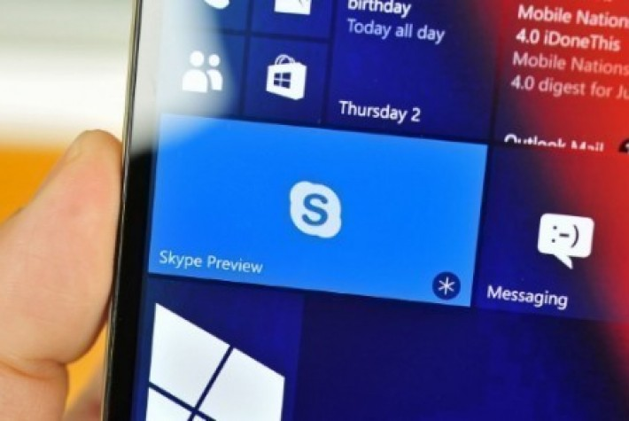Windows 10 Mobile Skype Uygulamasına SMS Entegrasyonu Geldi