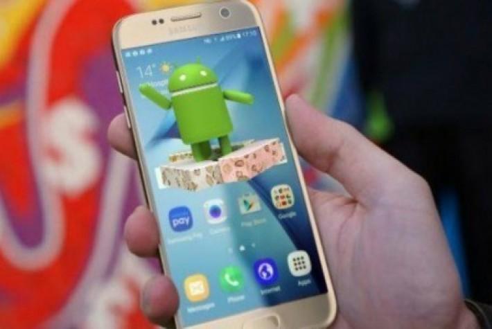 Galaxy S7 ve S7 Edge için Android 7.0 Testleri Başladı