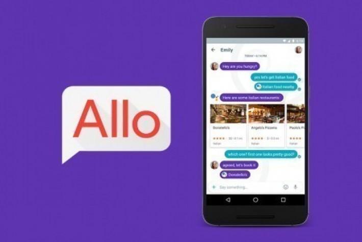 Google'ın Yeni SMS ve Mesajlaşma Uygulaması Google Allo Tüm Dünyada Kullanıma Sunuldu
