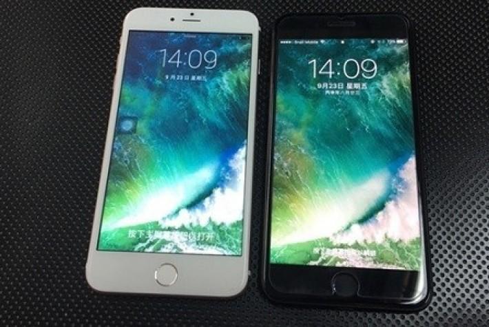 iPhone 7 Plus klonu gerçeğinden ayırmak imkansız