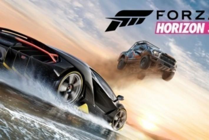 Forza Horizon 3 Xbox'a Özel Geliyor