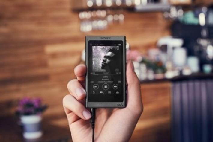 Sony IFA 2016'da Walkman NW-A30 Serisini Tanıttı