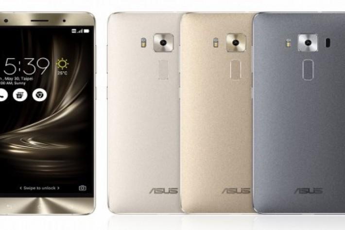 Asus Zenfone 3 Deluxe böyle bir eziyet görmedi