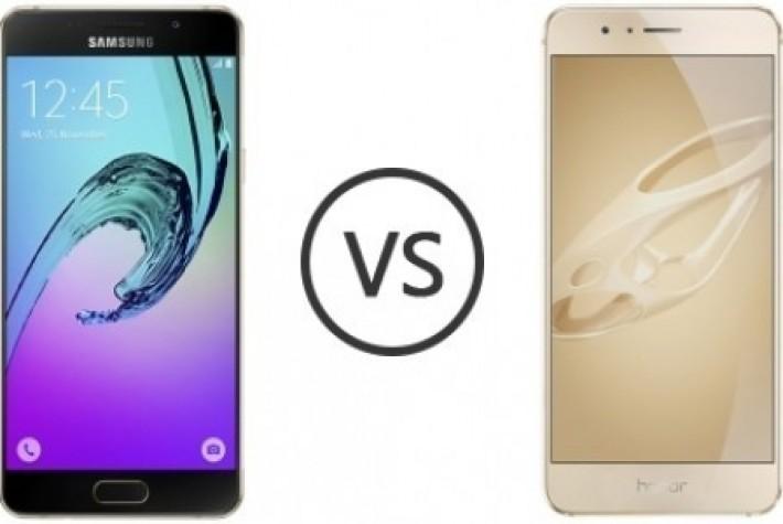 Galaxy A5 mi yoksa Honor 8 mi daha hızlı?