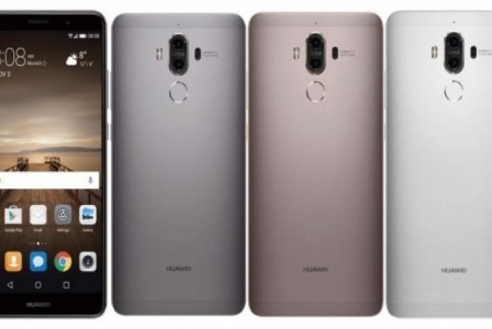 Huawei Mate 9'un dayanıklılık testini yaptılar