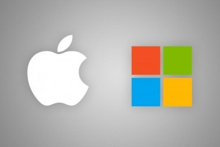 Apple, iPad Pro reklamında Microsoft'u hedef aldı